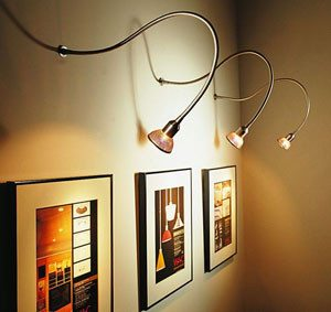 Wall Art Lighting